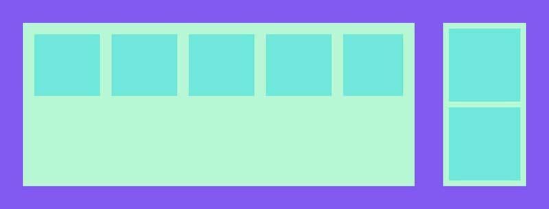 适应页面尺寸的边距